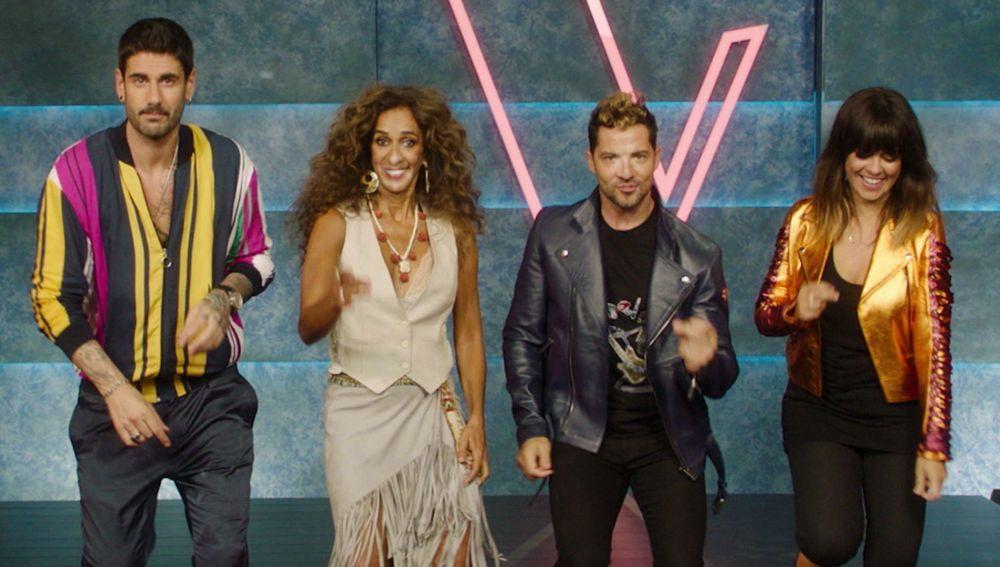 'La Voz Kids': primer adelanto y fecha de estreno con los coaches