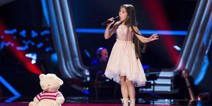 Melani regresa a 'La Voz Kids'