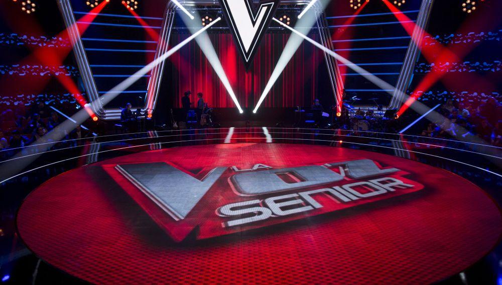 la voz senior estreno el miercoles