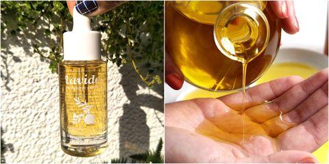 以色列,皮膚救命油,天然,有機,平價保養,lavido,拉維朵,美容油,葛妮絲派特洛,聖誕禮盒,國民保養,精華油,洗面乳,眼霜