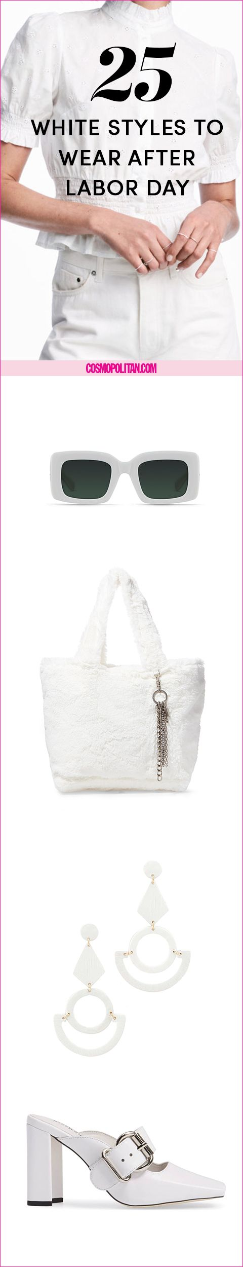 White, Eyewear, Bag, Handbag, Glasses, Sunglasses, Fashion accessory, Beige, Tote bag, Leather,