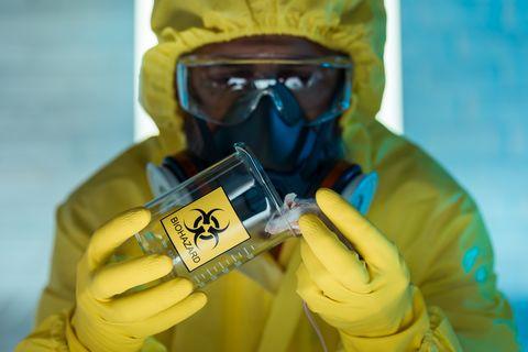 laboratorio cómo deshacerse de los ratones