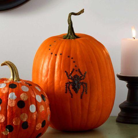 47 Pumpkin Painting Ideas - Cute Painted Pumpkin Ideas