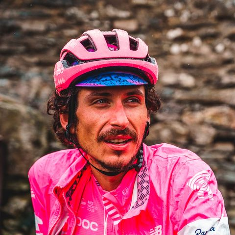 lachlan morton pro cyclist interview winter riding