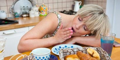 Keep up with your sleep and keep your weight down