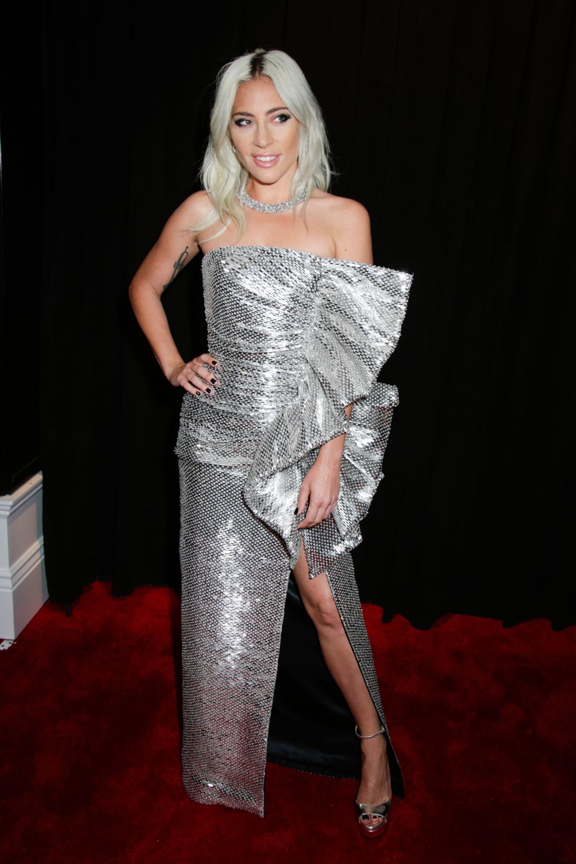 Lady Gaga Debuts La Vie En Rose Tattoo Lady Gagas A