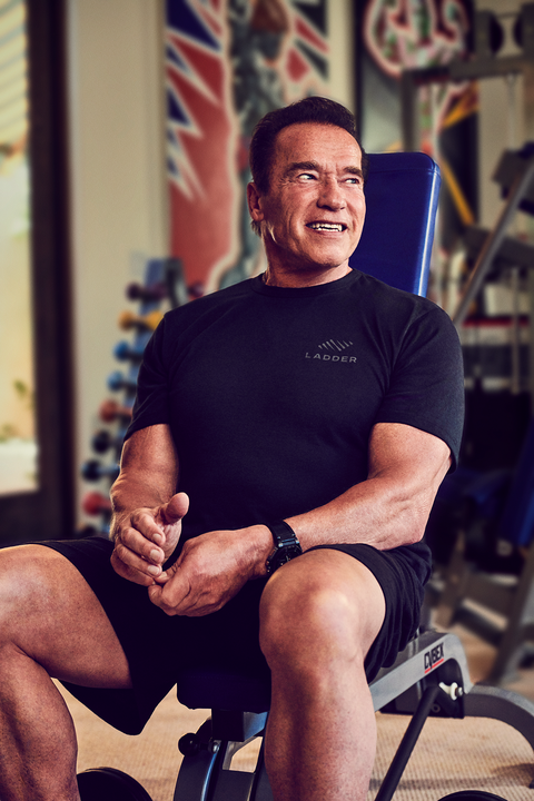 Arnold Schwarzenegger On His New Supplement Company ...