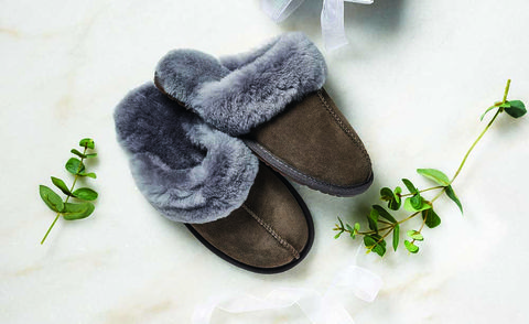 dd147a6a825 Aldi is bringing back its luxury sheepskin slippers and they re SO much  cheaper than the UGG version