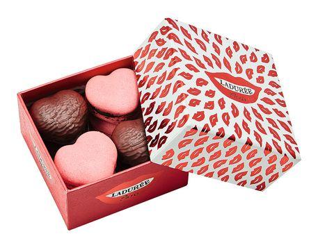 バレンタイン、チョコレート、ラデュレ