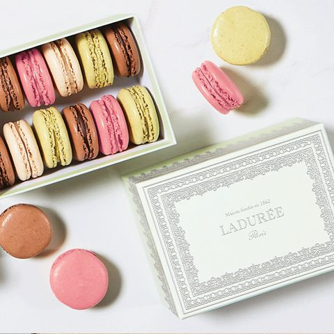 Ladurée Macarons - 2011