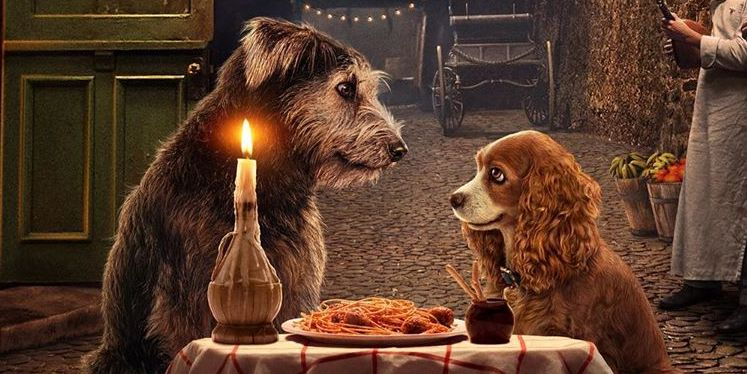 Lady And The Tramp Live Action Remake Trailer Cast Dogs Date