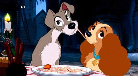 lady and the tramp dogs