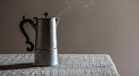 La caffettiera Lady Anne di KnIndustrie