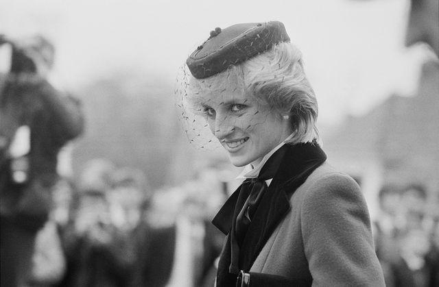 princesa diana en bristol 1983