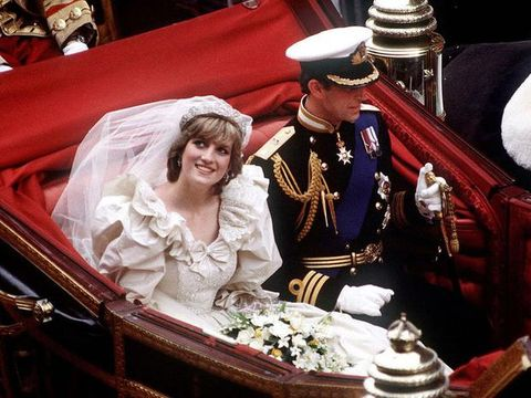 Matrimonio Principe Carlo e Lady Diana