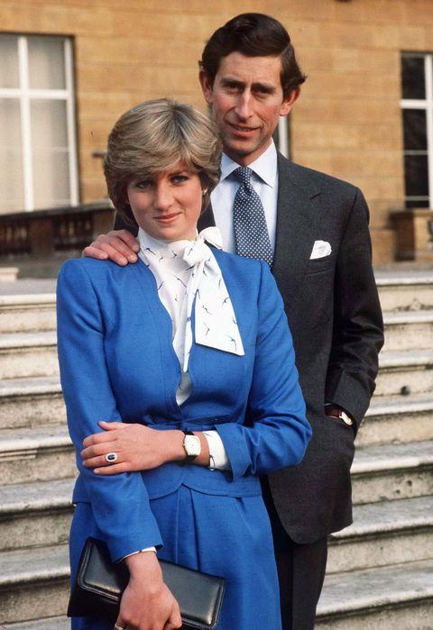Charles Diana Engagement