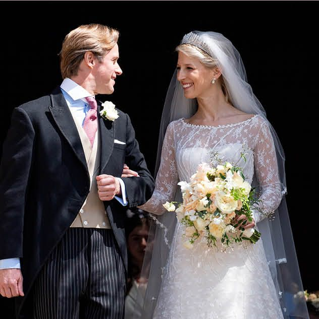 All the pictures you need to see from Lady Gabriella Windsor's wedding