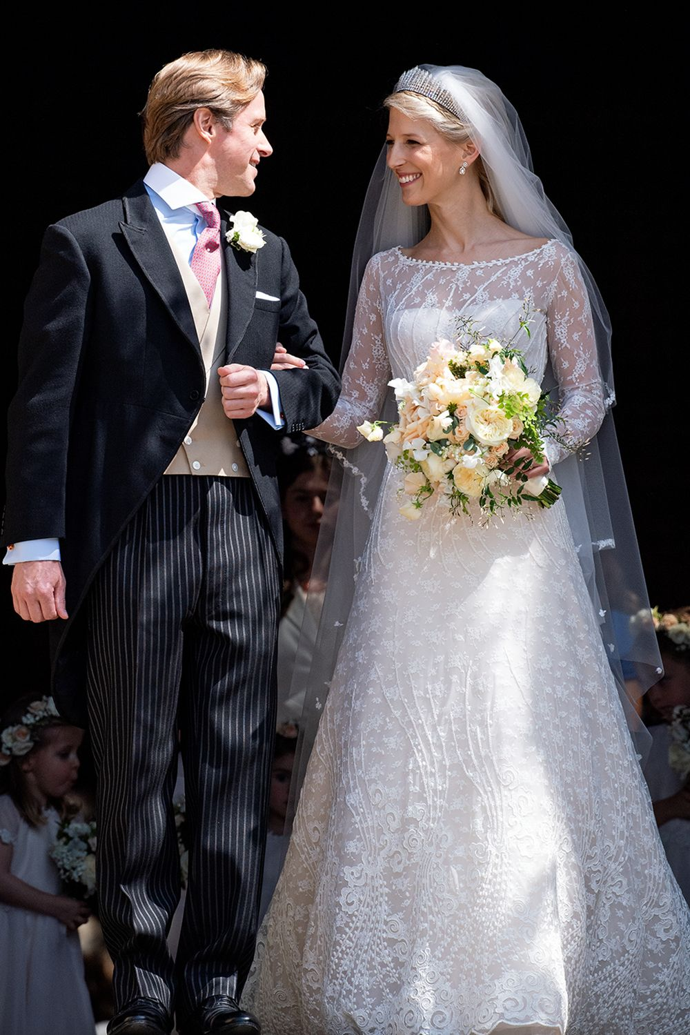 Why so many royals missed Lady Gabriella Windsor's wedding