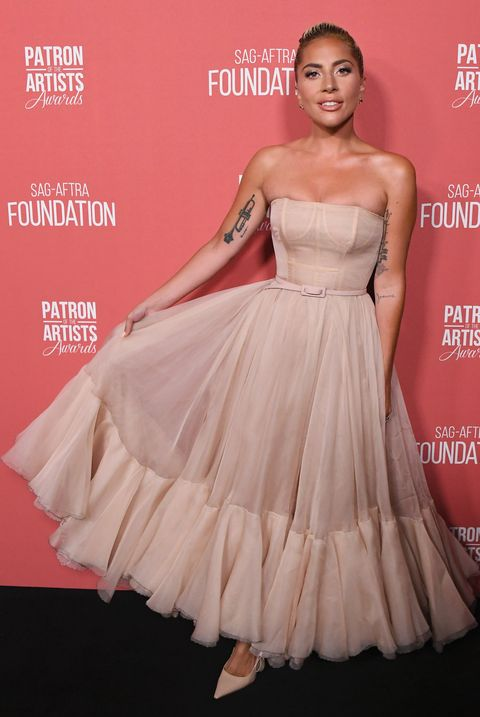 59a29e9f7e26a Lady Gaga's Best 'A Star Is Born' Outfits - Every Single Outfit Gaga ...