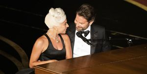 Lady Gaga and Bradley Cooper, Oscars