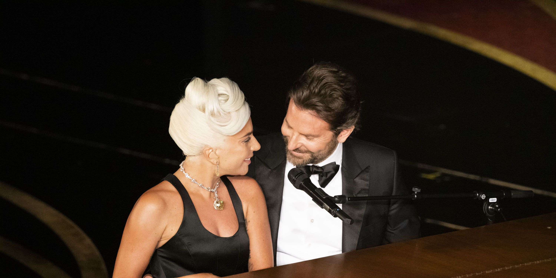 Lady Gaga and Bradley Cooper, Oscars