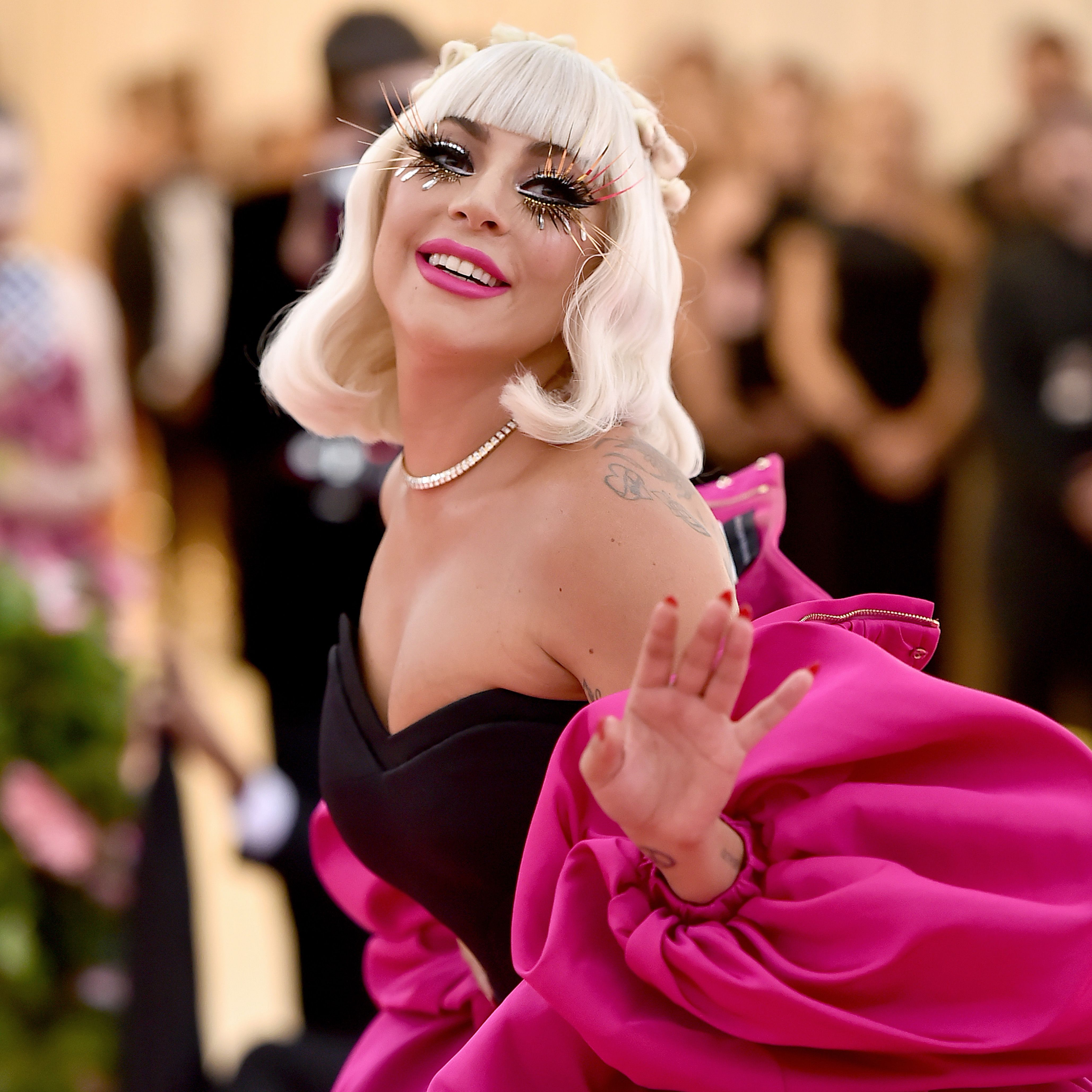 "LOL, Fans Believe Lady Gaga Is in ""Love"" Thanks to Her Recent Instagram Post"
