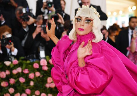 Lady Gaga Wears Four Brandon Maxwell Outfits On The 2019 Met Gala
