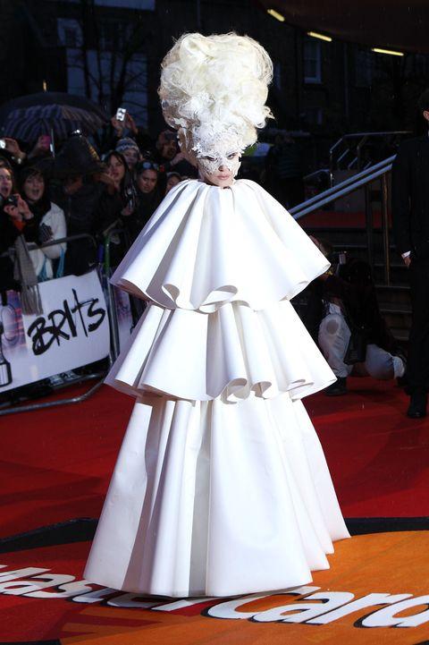The BRIT Awards 2010 - Red Carpet Arrivals