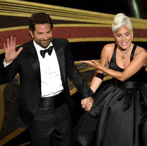 Bradley Cooper en Lady Gaga - Oscars 2019