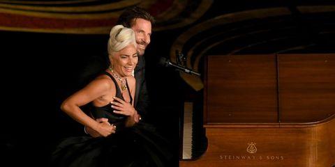 Lady Gaga en Bradley Cooper - Oscars 2019