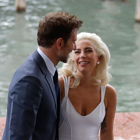 Lady Gaga, Bradley Cooper, Irina Shayk, pareja Lady Gaga, Lady Gaga y Bradley Cooper, Bradley Cooper e Irina Shayk, Lady Gaga y Christian Carino, Venecia, Festival de Venecia, Lady Gaga en el Festival de Venecia, Bradley Coopera en el Festival de Venecia