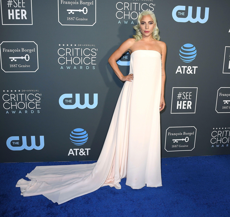 Lady Gaga, Critics' Choice Awards 2019