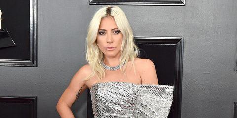Lady Gaga at the Grammys 2019