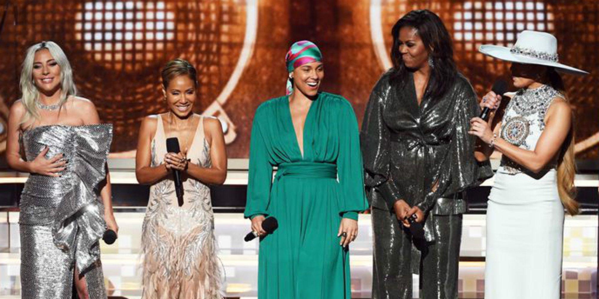 Michelle Obama speech Grammy Awards 2019