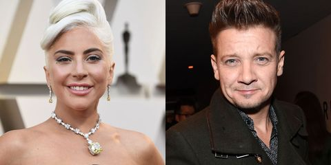 Wait, Is Lady Gaga Dating Jeremy Renner Now?