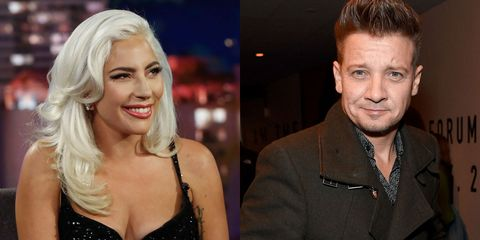 Lady Gaga and Jeremy Renner Are Reportedly 'Hanging Out' So Much, They've Sparked Dating Rumors