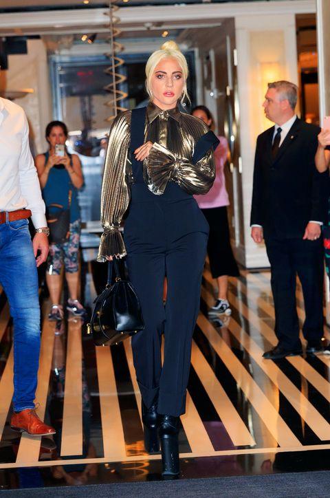 celebrity sightings in new york city   july 01, 2019