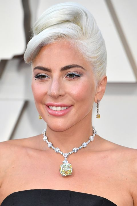 Lady Gaga Oscars beauty