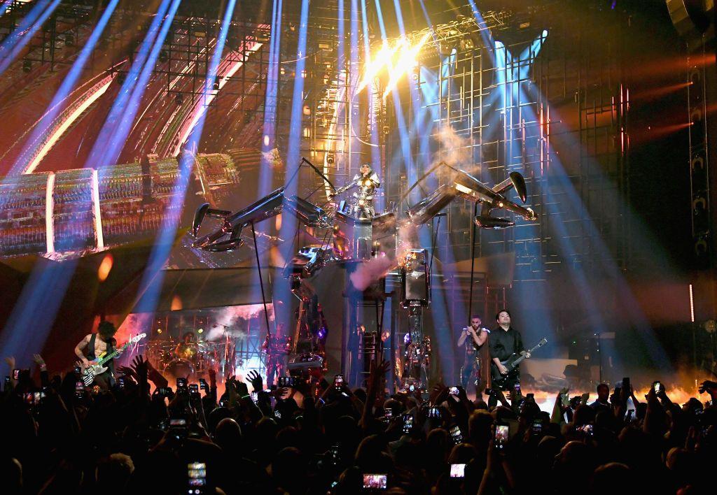 'LADY GAGA ENIGMA' Headlines Park MGM Las Vegas Grand Opening