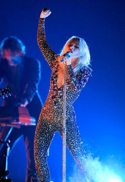 Watch Lady Gaga Perform