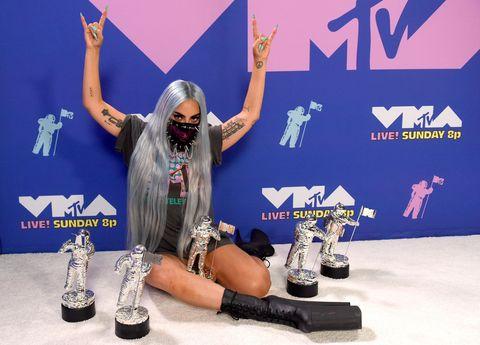 2020 mtv video music awards   winner's room