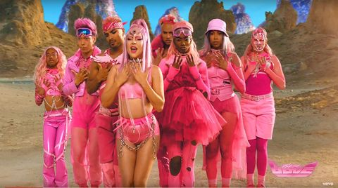 Pink, Fun, Event, Magenta, Performance, Performing arts, Dancer, Vacation, Barbie, Dance,