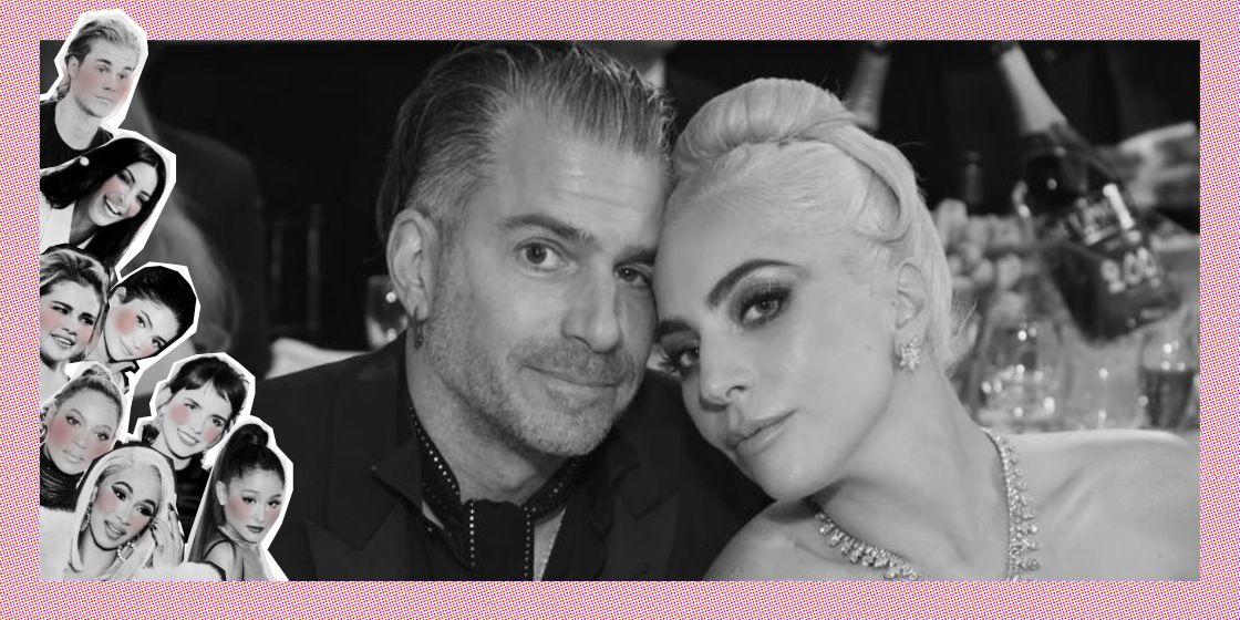 Lady Gaga en Christian Carino