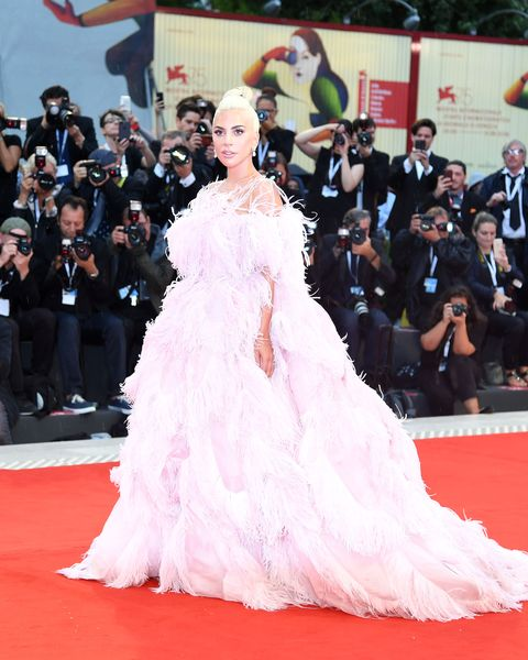 A Star Is Born Red Carpet Arrivals - 75th Venice Film Festival