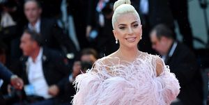 A Star Is Born Red Red Carpet Arrivals - 75th Venice Film Festival