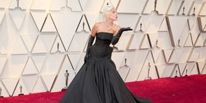 Lady Gaga - Oscars red carpet 2019