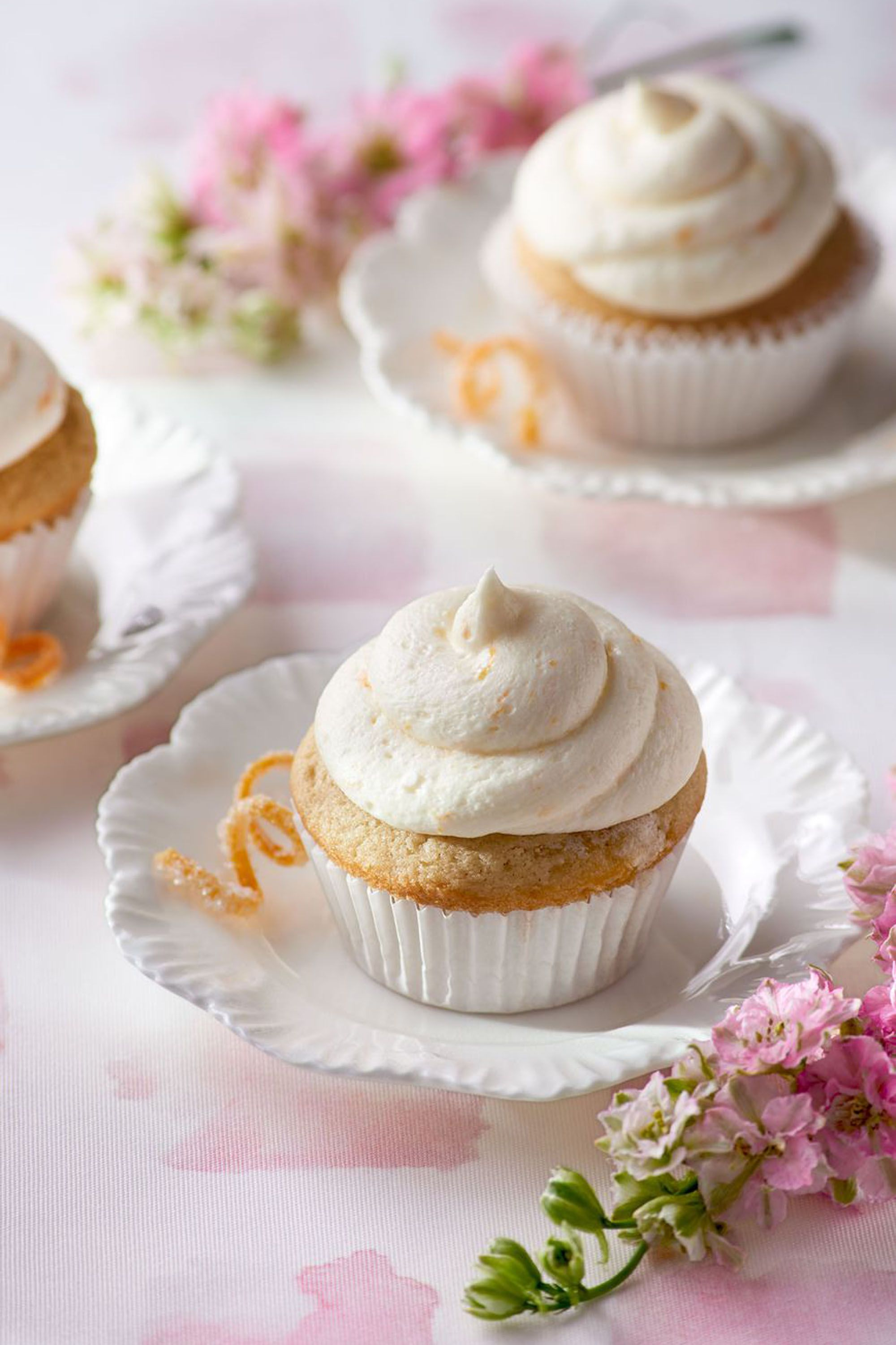 lady grey cupcakes