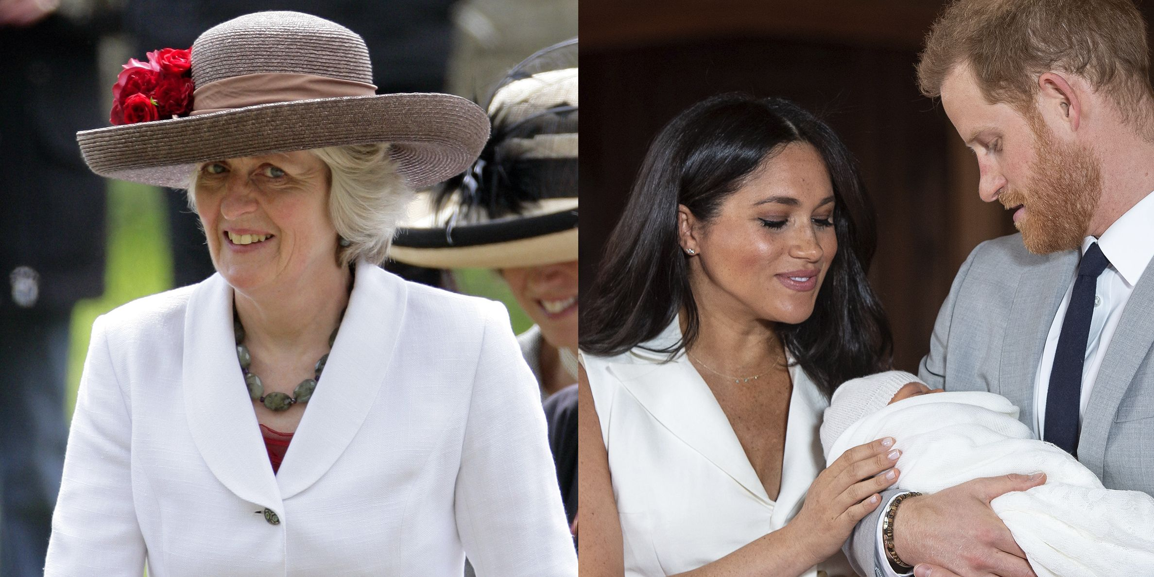 Princess Diana's Sister, Lady Jane Fellowes, Has Already Met Baby Archie
