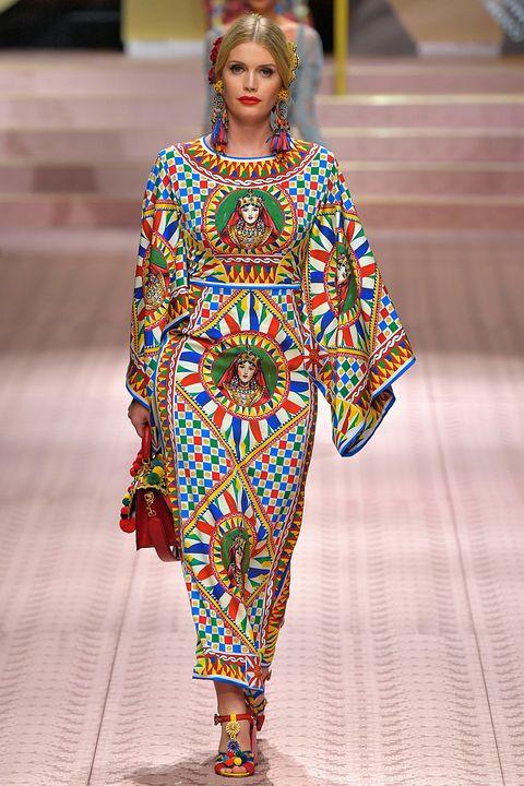 e9f3dfaceb Dolce & Gabbana spring/summer 2019