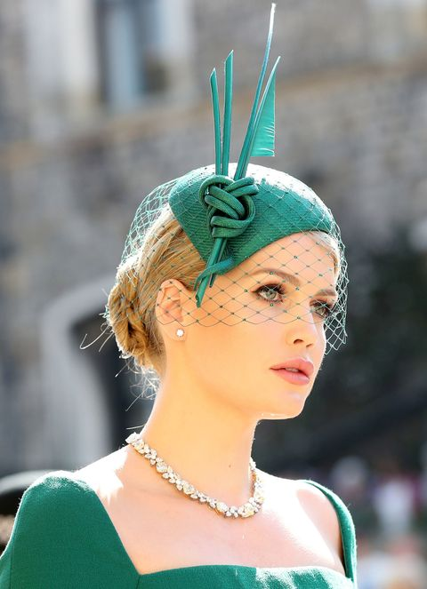 Prince Harry Marries Meghan Markle - lady kitty spencer